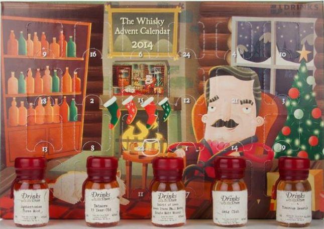 Whiskykalender 2014