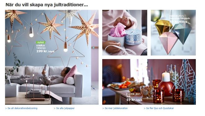 Jul på IKEA 02