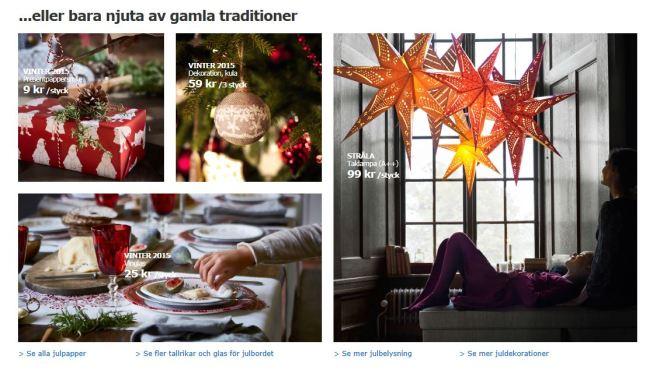 Jul på IKEA 03